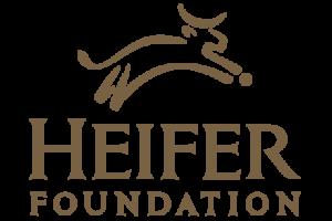 Heifer Foundation logo