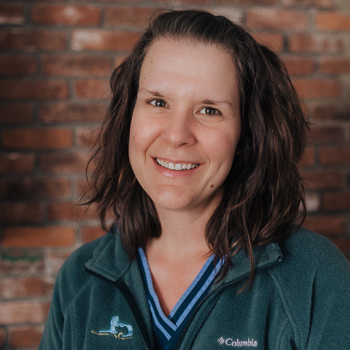 Becky headshot, vet tech western MA, western MA animal hospital, springfield MA animal hospital