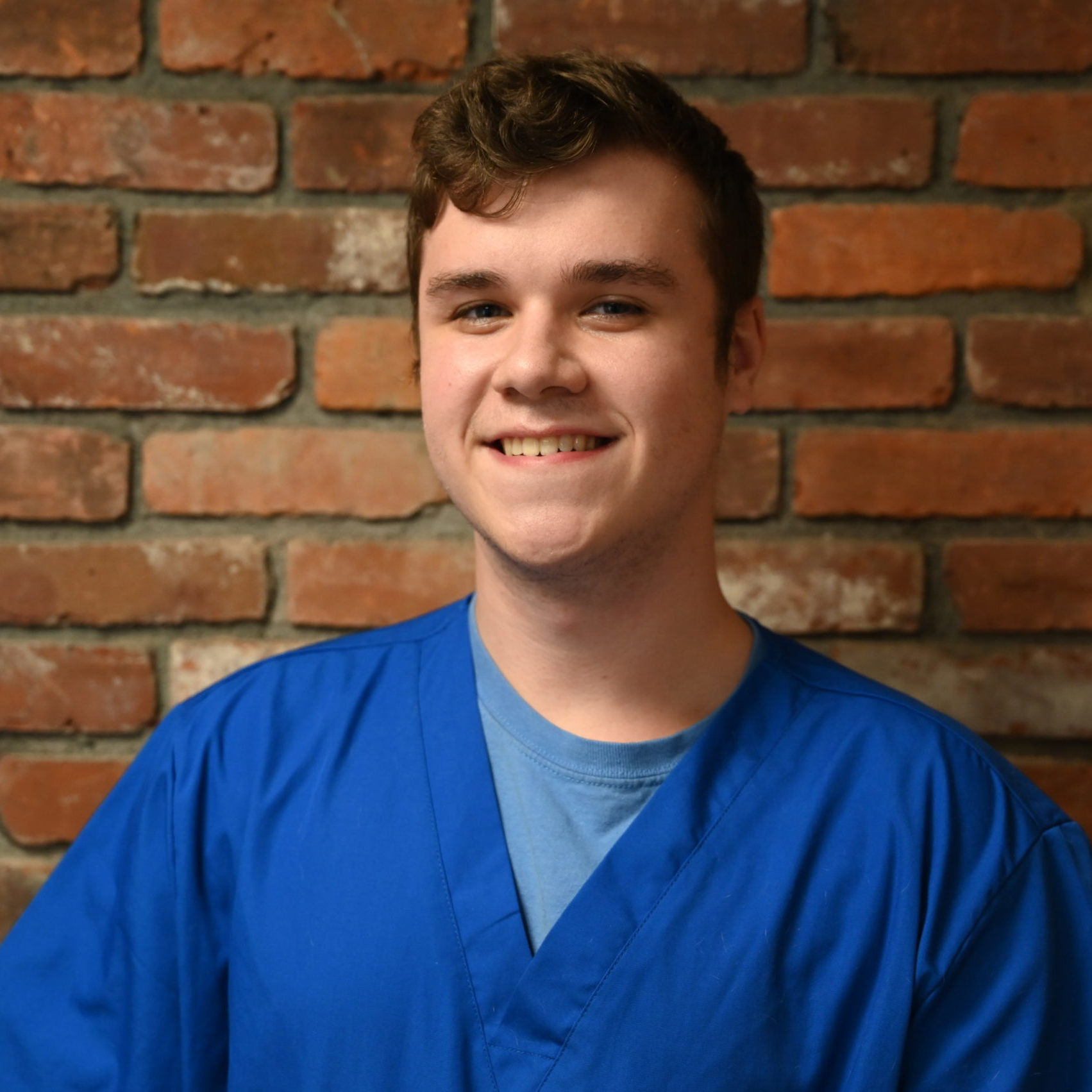 Cam Lucier headshot, veterinary hospital, western MA veterinarian, veterinarian springfield MA